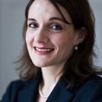 Portrait von Eva fuer ihren neuen Internet-Auftritt, aufgenommen am Mittwoch 6. Januar 2010 in ihrer Kanzlei.